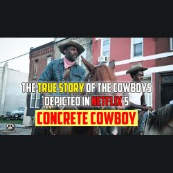 The True Story of the Cowboys Depicted in Netflix's Concrete Cowboy