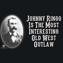 Johnny Ringo Is The Most Interesting Old West Outlaw